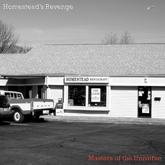 Homestead's Revenge MoU Masters of the Universe album cover