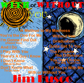with or without you cover jim fusco